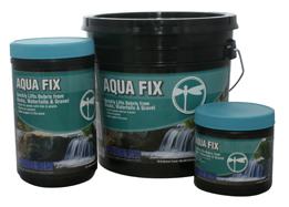 AquaFix Dry, SAB, Crystal Clear Algae-off, debris lifter