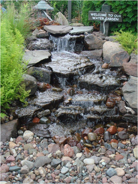 Easy Pondless Waterfall Maintenance