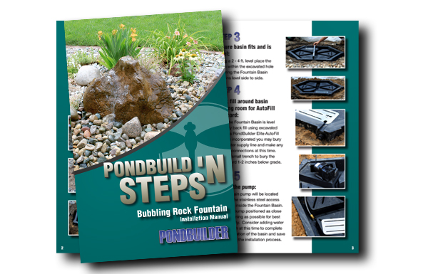 bubbling rock column install guide