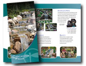 Cascading Falls Brochure