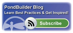 PondBuilder Blog Subscription