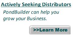 PondBuilder Distributor Program