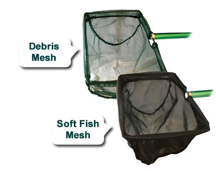 Debris & Fish Nets