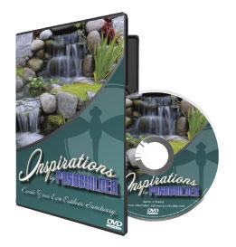 Inspirations by PondBuilder DVD