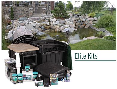 large water garden kit