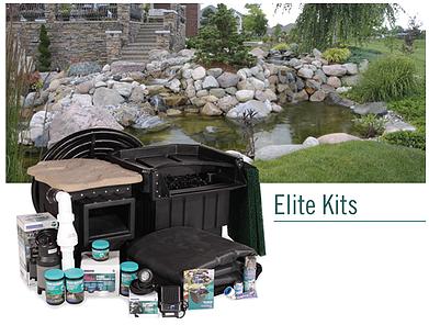 large water garden kit