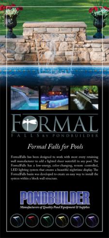 Pool Water Falls