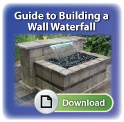 Guide to Building a Wall Waterfall