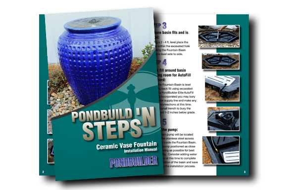 fountain vase install web graphic