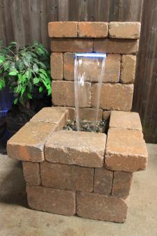 Mini Fountain Basin, Fountain Liner, Basin
