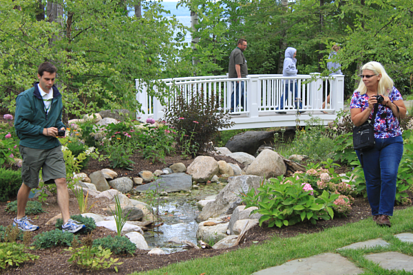 Pond Tour, Water Garden Tour, Parade of Ponds