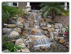 Pondless waterfall picture