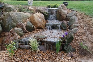 Exceptionnel Pondless Waterfall