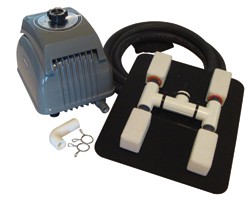 pond aeration kit, hakko air, air stones
