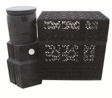 Water Matrix, basin matrix, water storage, aquablocks