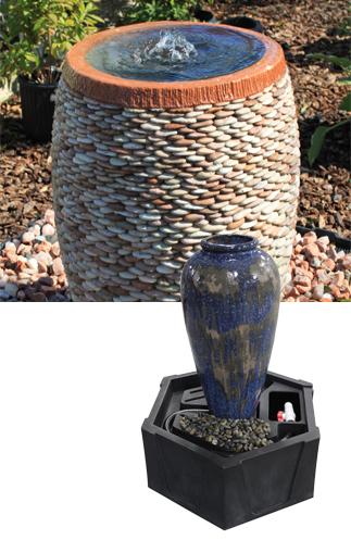 Fountain Vase Kit