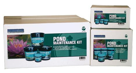 Pond Maintenance Kit, Pond Water Treatments, Pond Care, pond maintenance