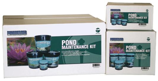 PBD maintenance kit