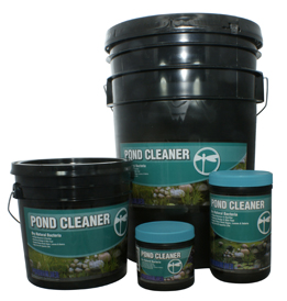 Pond Cleaner Dry