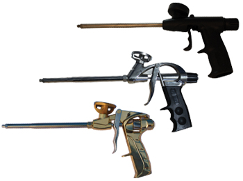 PondBuild 'N Foam Guns