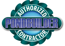 PondBuilder Authorized Contractor, CAC, Certified Aquascape Contractor