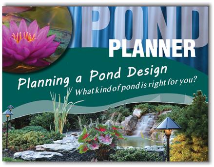 pond design