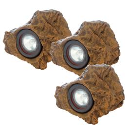 Rock Light Kits - 3 Pack