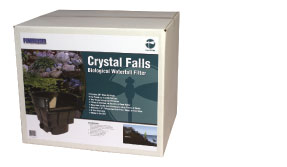 "20"" Crystal Falls Waterfall"