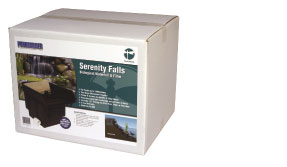 Serenity Waterfall Box