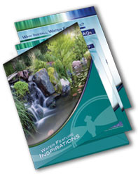 Inspirations Water Features Folder