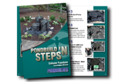 basalt column fountain kit