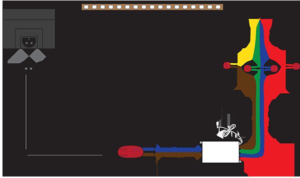 Waterfall Wiring Diagram - All Wiring Diagram on