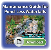 Pondless Maint Guide to  CTA feather 05
