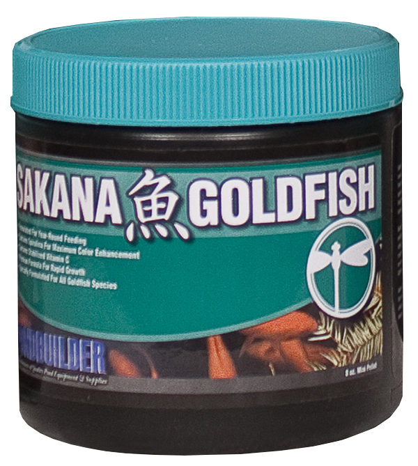 PBD Sakana goldfish food 8oz