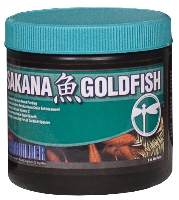 PBD Sakana goldfish food 8oz